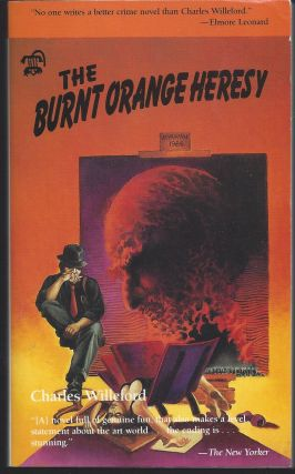 Burnt Orange Heresy. Charles Willeford