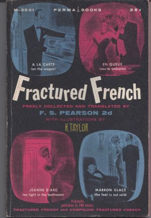 Fractured French. F. S. Pearson
