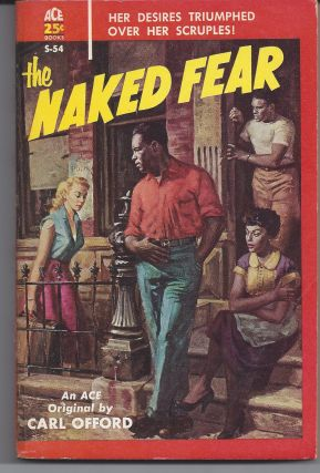 The Naked Fear. Carl Offord