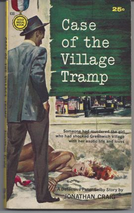 Case of the Village Tramp. Jonathan Craig