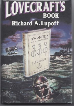 Lovecraft's Book. Lupoff Richard