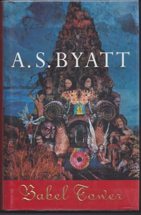 Babel Tower. A. S. Byatt