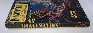 Imagination; Stories of Science and Fantasy. Vol. #1, Issue #1 October, 1950