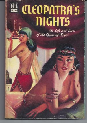 Cleopatra's Nights (Dell Map Back). Allan Barnard