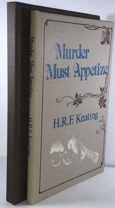 Murder Must Appetize. H. R. F. Keating