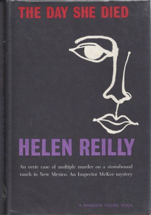 The Day She Died. Helen Reilly