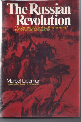 The Russian Revolution. Marcel Liebman