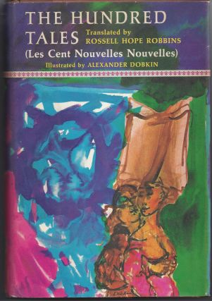 The Hundred Tales (Les Cent Nouvelles Nouvelles). Rossell Hope - Robbins