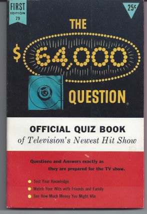The $64,000 Question - TV Tie-in