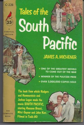 Tales of the South Pacific - Movie Tie-in. James A. Michener