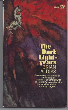 The Dark Light Years. Brian Aldiss