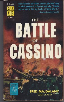 The Battle of Cassino. Fred Majdalany