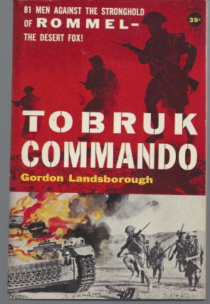 Tobruk Commando. Landsborough