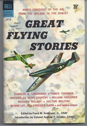 Great Flying Stories. Frank W. USAF Anderson Jr