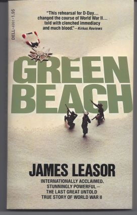 Green Beach. James Leasor