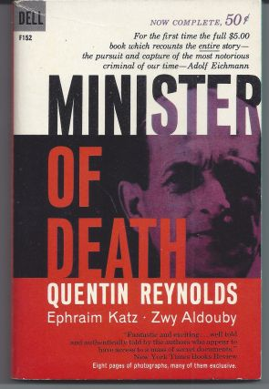 Minister of Death. Quentin Reynolds