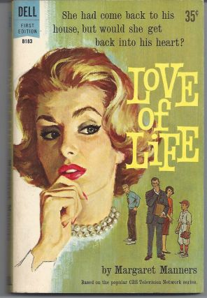 Love of Life - TV Tie-In. Margaret Manners