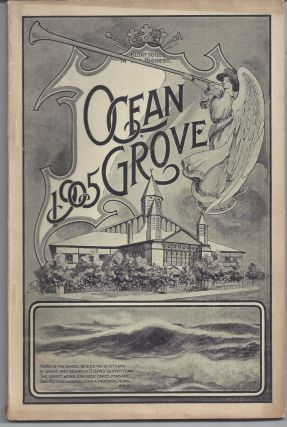 Thirty-Sixth Annual Report of the Ocean Grove Camp-Meeting Association of the Methodist Episcopal...