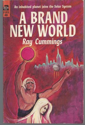 A Brand New World. Ray Cummings
