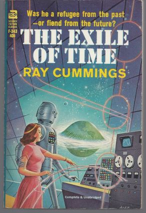 The Exile of Time. Ray Cummings