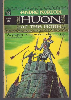 Huon of the Horn. Andre Norton