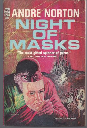 Night of Masks. Andre Norton