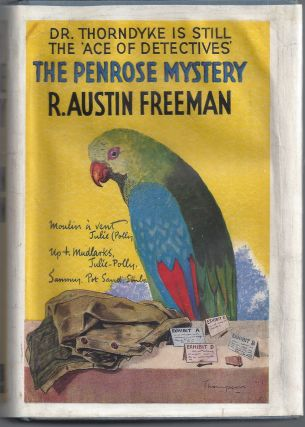 The Penrose Mystery. R. Austin Freeman