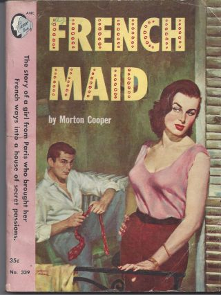 French Maid. Morton Cooper