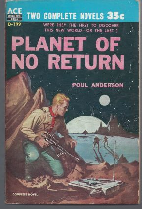 Planet of No Return / Star Guard. Poul / Norton Anderson, Andre