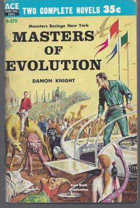 Masters of Evolution / Fire int he Heavens. Damon / Smith Knight, George O