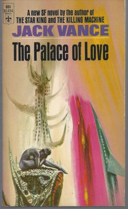 The Palace of Love. Jack Vance