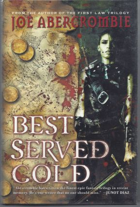 Best Served Cold. Joe Abercrombie