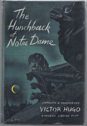 The Hunchback of Notre Dame - Modern Library 35. Victor Hugo