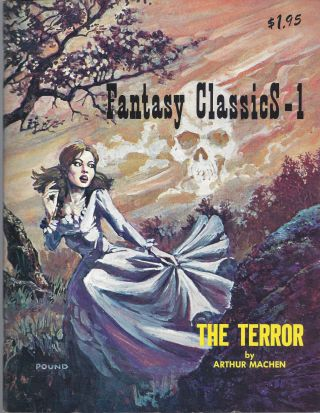 Fantasy Classics 1 (The Terror). Arthur Machen