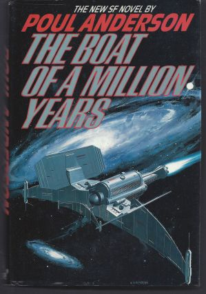 The Boat of a Million Years. Poul Anderson