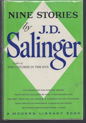 Nine Stories - Modern Library 301. J. D. Salinger