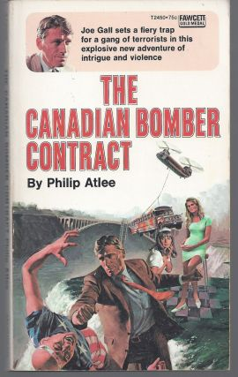 The Canadian Bomber Contract (Joe Gall #12