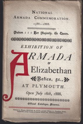 Exhibition of the Armada at Plymouth; Museum Exhibition Catalogue