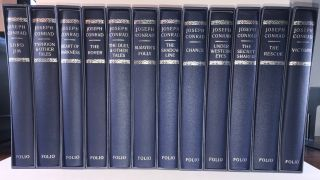 The Novels of Joseph Conrad. Joseph Conrad