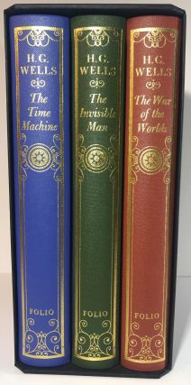 H.G. Wells Classics: The Invisible Man; The Time Machine & The Island of Dr. Moreau. H. G. Wells