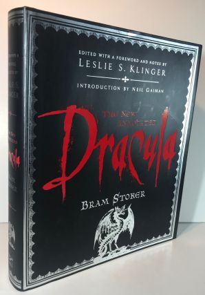 The New Annotated Dracula. Bram Stoker