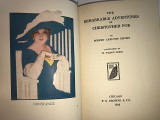 The Remarkable Adventures of Christopher Poe