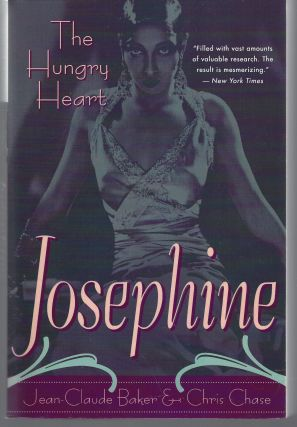 Josephine Baker: The Hungry Heart. Jean-Claude Baker, Chris Chase
