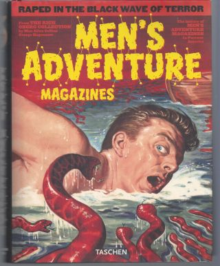 Men's Adventure Magazines In Postwar America: The Rich Oberg Collection. Max Allan Collins,...