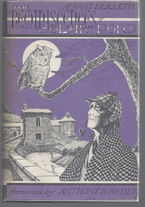 The Reminiscences of Solar Pons. August Derleth