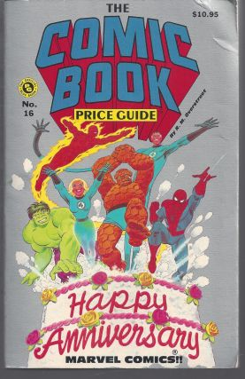 The Comic Book Price Guide #16 (Official Overstreet Comic Book Price Guide