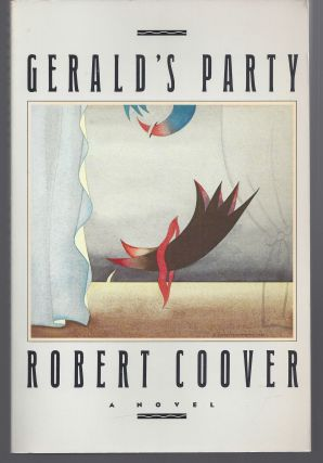Gerald's Party (Advanaced Reading Copy). Robert Coover