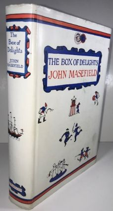 The Box of Delights or When the Wolves Were Running. John Masefield