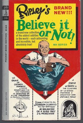 Ripley's Believe it or Not (8th Series