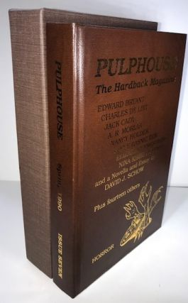 Pulphouse: The Hardback Magazine - Issue Ten, Spring, 1990 Horror. Kristine Kathryn Rusch